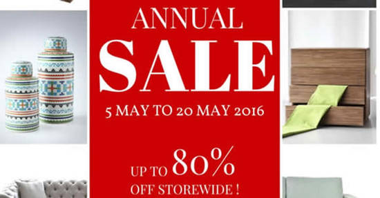 WTP Annual Sale Feat 12 May 2016