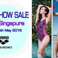 Read more about arena & Le Coq Sportif Sale at Plaza Singapura From 9 - 15 May 2016