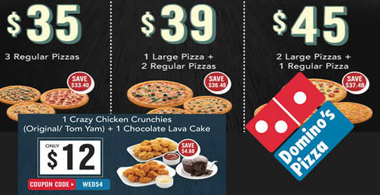 Dominos Pizza 7 Jun 2016