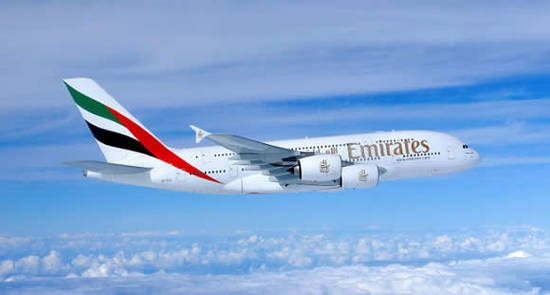Emirates 4 Jun 2016