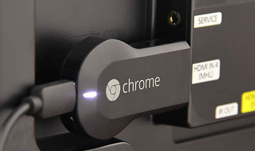 Google Chromecast Feat 7 Jun 2016