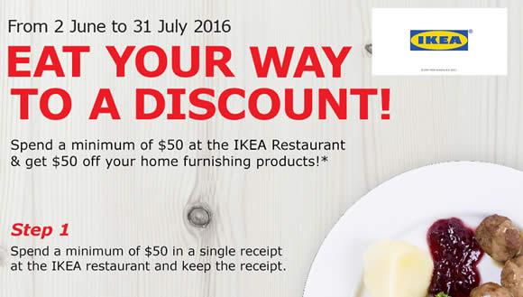 IKEA Redeem Feat 4 Jun 2016
