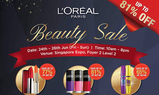 LOreal Paris Feat 22 Jun 2016