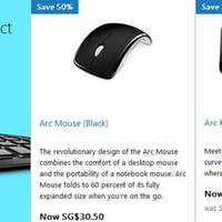 Save 50% (up to $44.50) on selected PC and surface accessories at the Microsoft Store