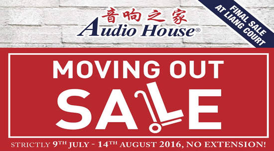 Audio House Feat 16 Jul 2016