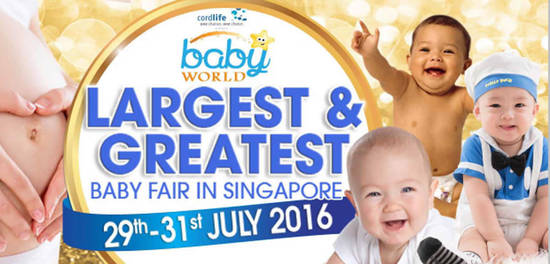 Baby World 2016 Feat 26 Jul 2016