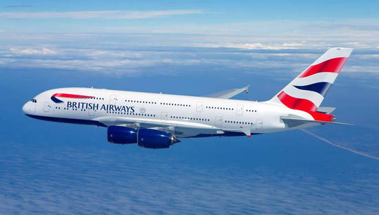 British Airways Feat 31 Jul 2016