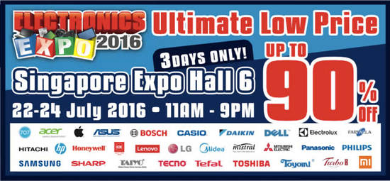 Electronics Expo Feat 18 Jul 2016