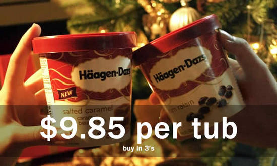 Fairprice HaagenDazs 3 Feat 14 Jul 2016