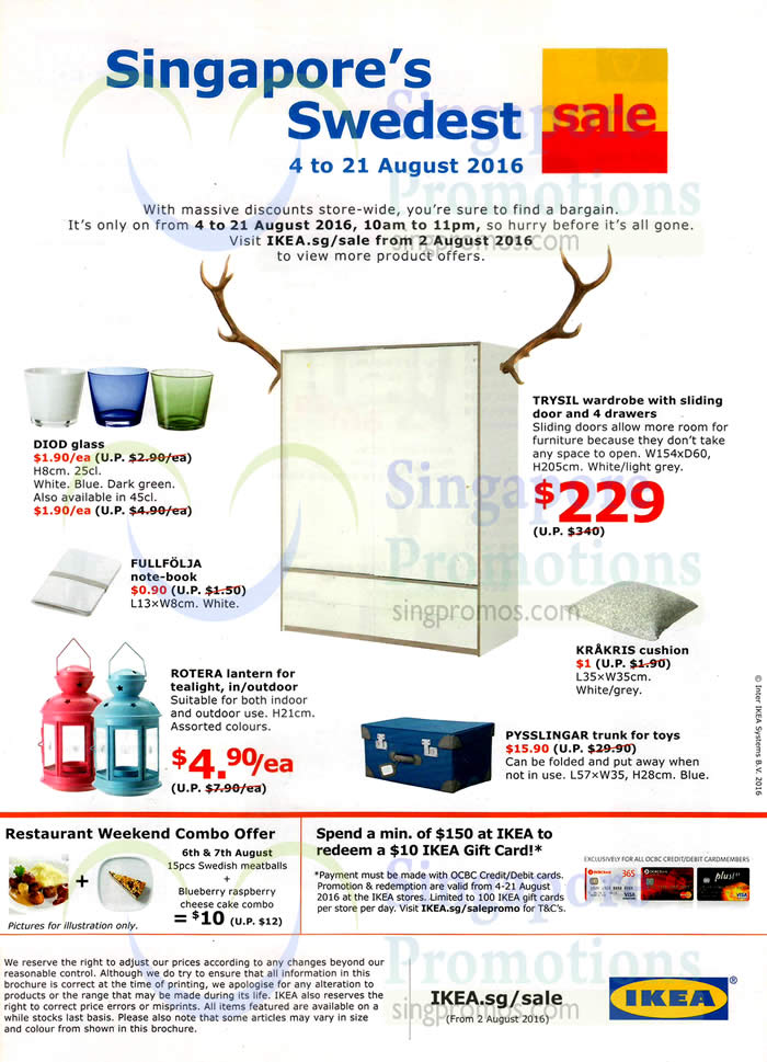 Visit IKEA sg sale. IKEA  Sale   Massive Discounts Storewide from 4   21 Aug 2016