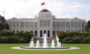 Free admission to Istana during their Open House on 1 May 2017