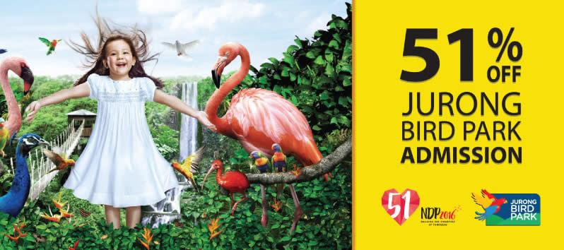 Jurong Bird Park Feat 31 Jul 2016