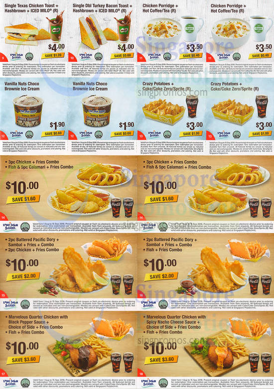 graphic regarding Long John Silver's Printable Coupons referred to as Ljs discount codes / Cherry society coupon april 2018
