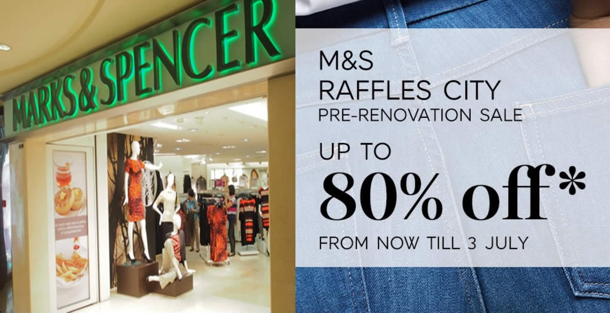 Marks Spencer Feat 1 Jul 2016