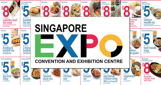Singapore Expo Feat 15 Jul 2016
