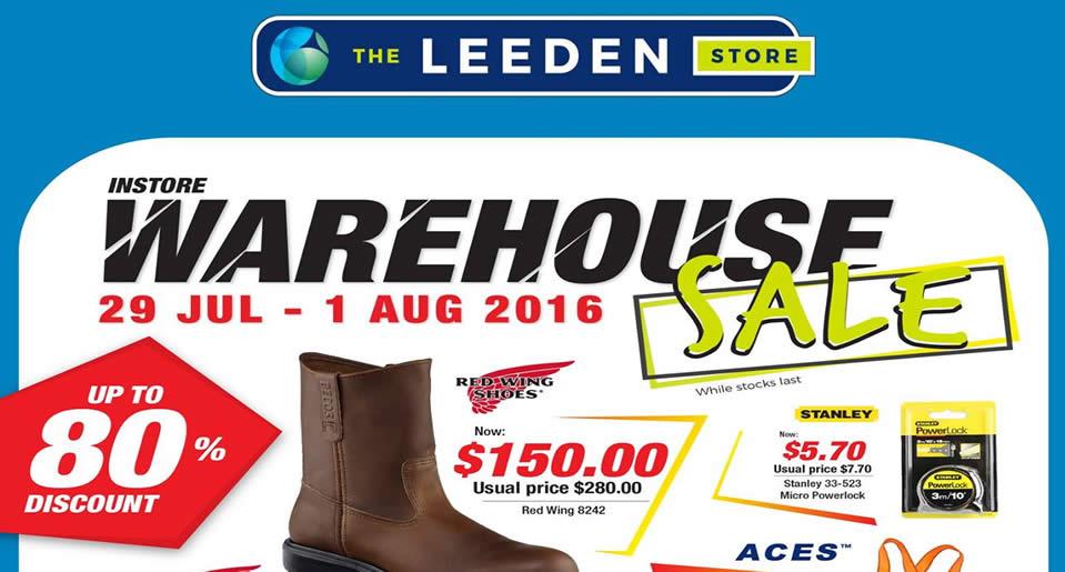 The Leeden Store Feat 29 Jul 2016