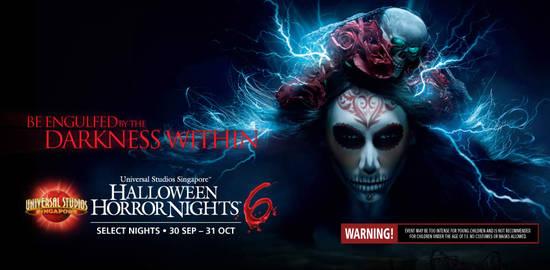 Universal Studios Halloween 27 Jul 2016