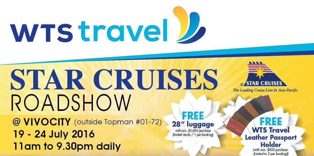 WTS Travel Star 22 Jul 2016