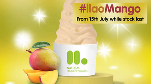 llaollao Mango Feat 9 Jul 2016