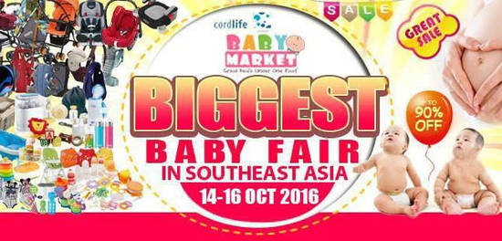 Baby Market Fair 3 Aug 2016