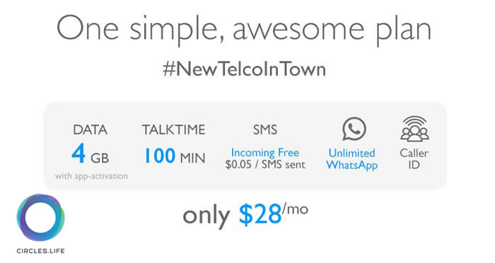 Circles.Life New Telco 1 Aug 2016