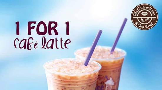 Coffee Bean Tea Feat 15 Aug 2016