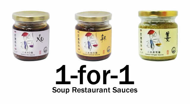 Fairprice 1for1 Soup 2 4 Aug 2016