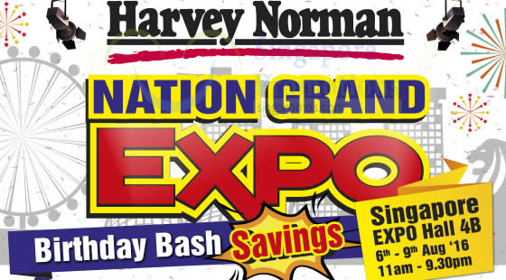 Harvey Norman Nation Feat 5 Aug 2016