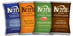 Sheng Siong: 34% OFF Kettle Potato Chips 4-day deal! Valid from 14 – 17 Dec 2017