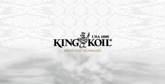 King Koil Logo 17 Aug 2016