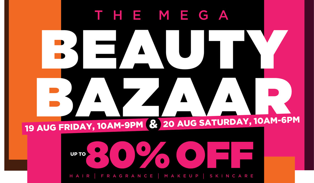 Luxasia Mega Beauty Feat 3 Aug 2016