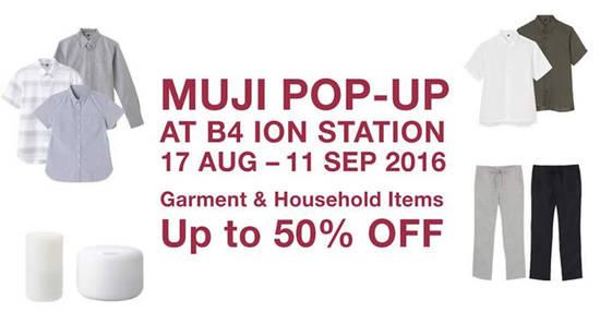 MUJI Feat 18 Aug 2016
