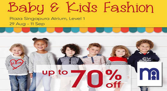 Mothercare Plaza Singapura Feat 30 Aug 2016