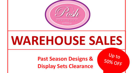 Posh Baby Shop Feat 23 Aug 2016
