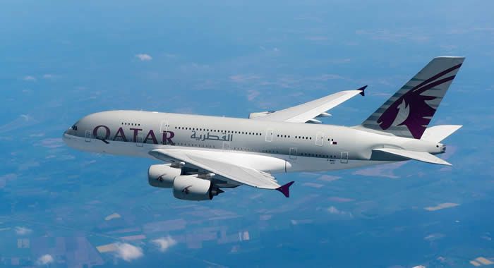 Qatar Airways 29 Aug 2016