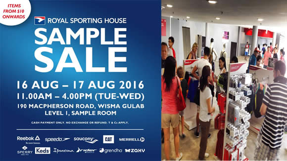 Royal Sporting House Feat 17 Aug 2016