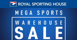 Royal Sporting House mega warehouse preview sale for SAFRA members on 7 Dec 2016