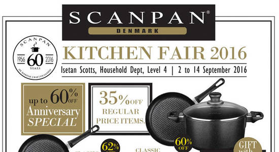 Scanpan Kitchen Fair Feat 30 Aug 2016