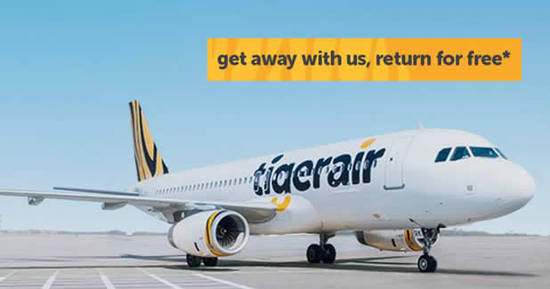 TigerAir Pay to 15 Aug 2016