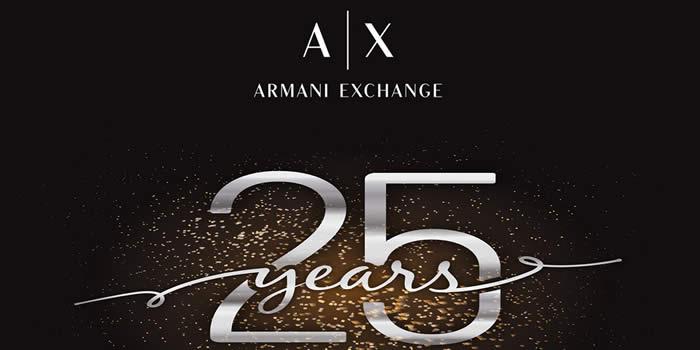 AX Armani Exchange Feat 2 Sep 2016