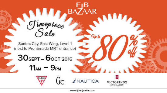 FJB Bazaar Sale Feat 29 Sep 2016