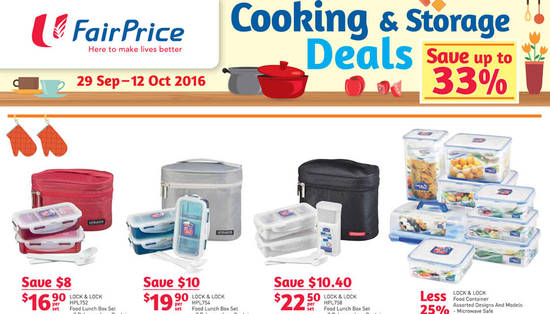 FairPrice Up to Feat 29 Sep 2016