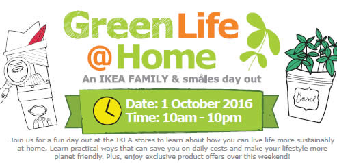 IKEA Green Life Feat 9 Sep 2016