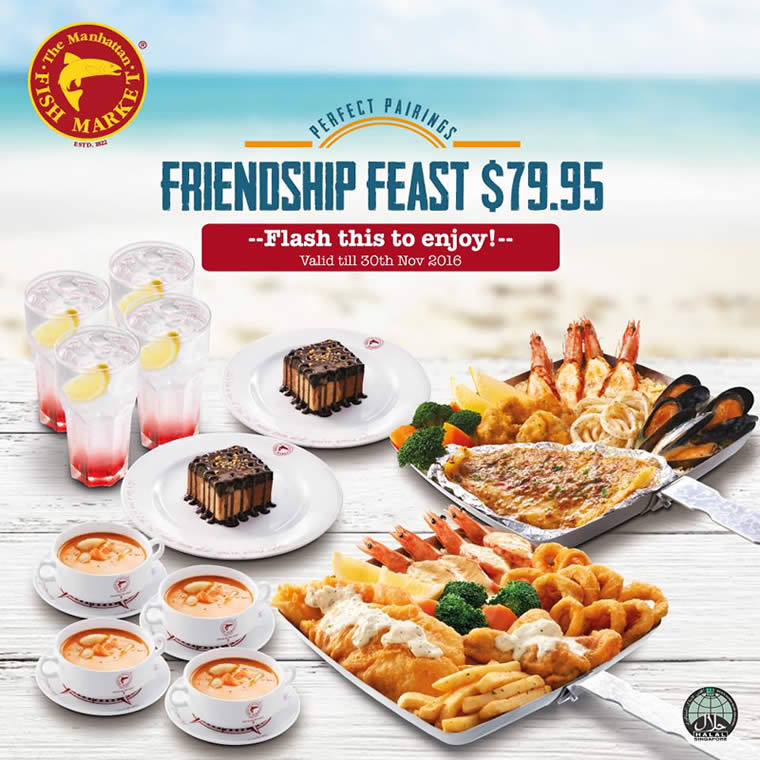 Coupons for fish market restaurant
