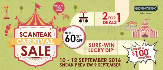 Scanteak Sale 5 Sep 2016