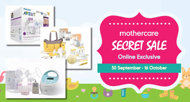 mothercare 30 Sep 2016