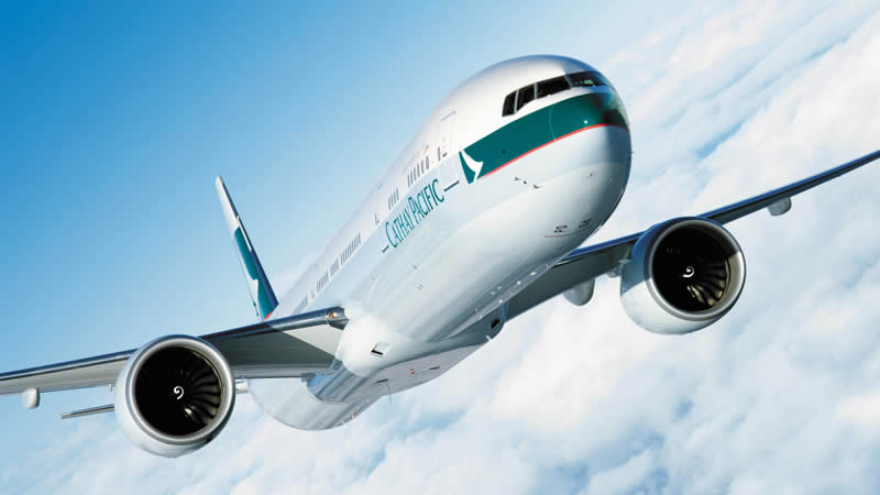 Cathay Pacific 13 Oct 2016