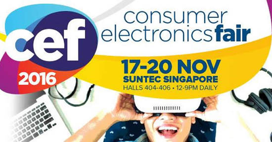 Consumer Electronics Fair 20 Oct 2016