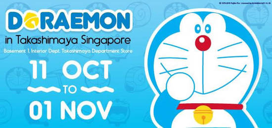 Doraemon Official 10 Oct 2016