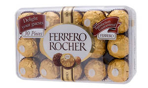 Fairprice: Ferrero Rocher 30pc box at $11.50 (U.P. $17.90)! From 27 Jul – 2 Aug 2017
